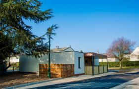 La micro-crèche de Baillet en France